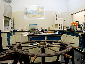 Archaeological Conservation Lab
