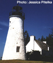 Old Presque Isle Light