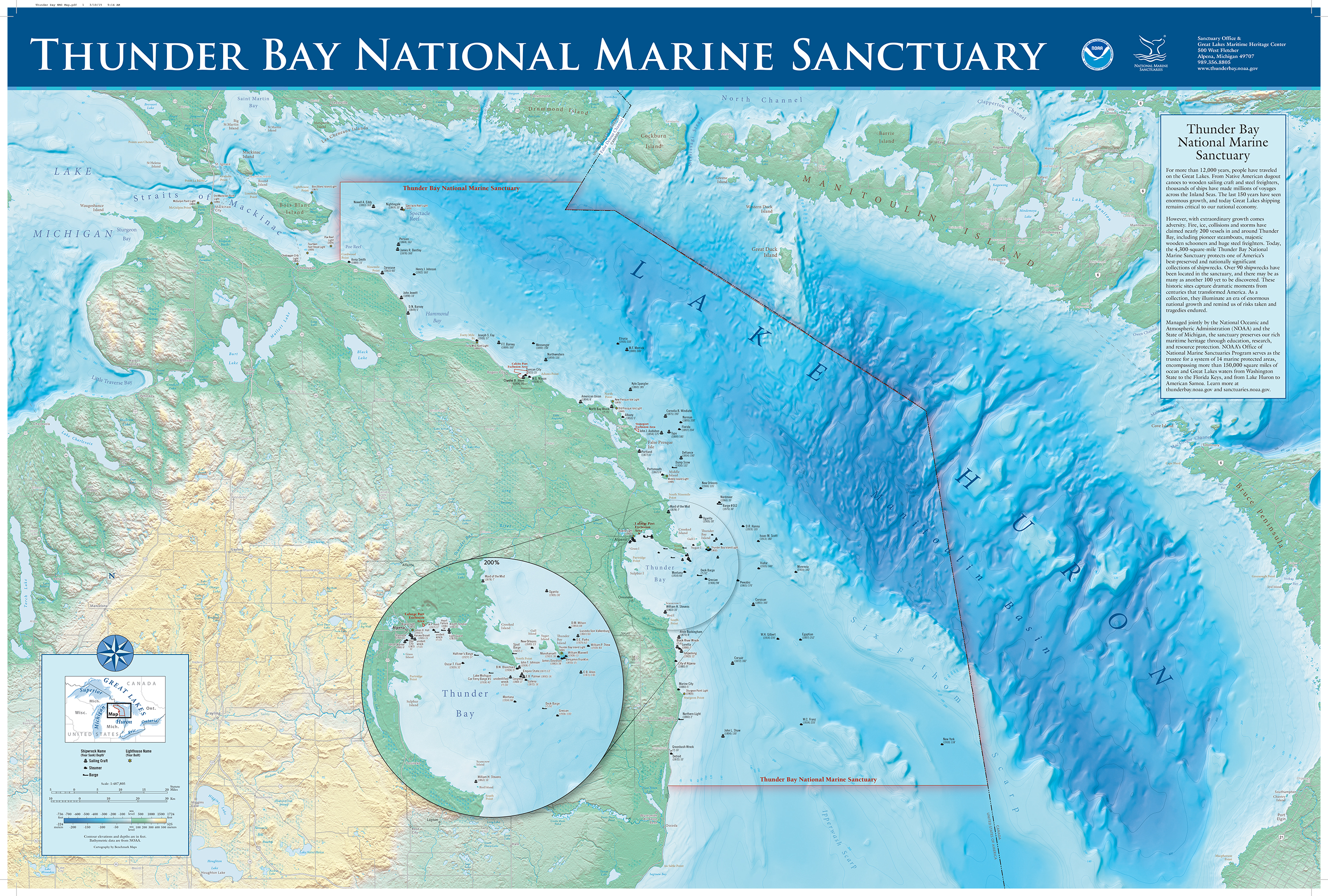 Thunder Bay National Marine Sanctuary Expansion